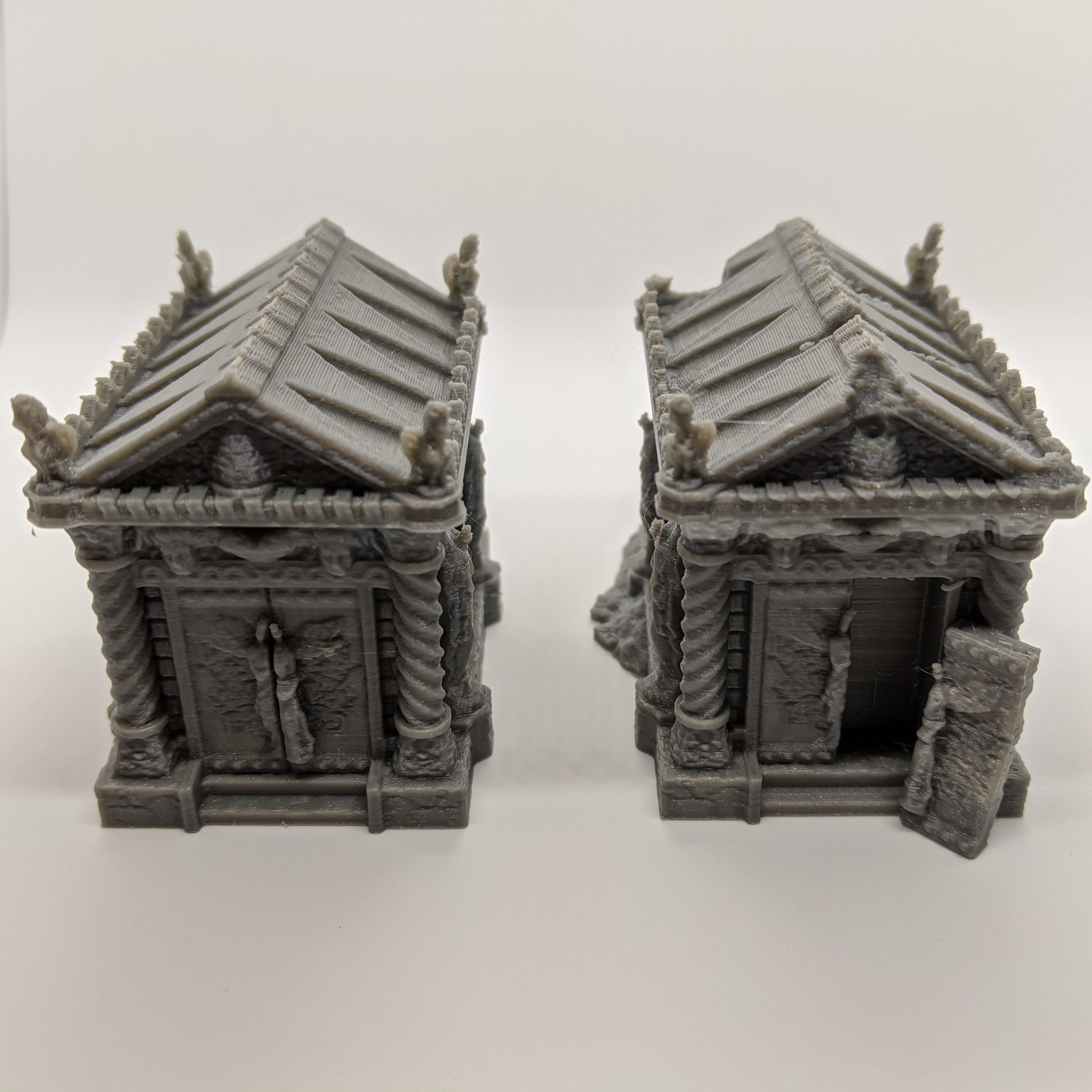 Tomb / Mausoleum – 28mm Wargames