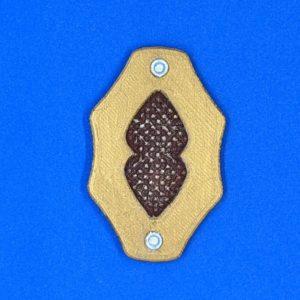 Farscape Communicator Comm Badge