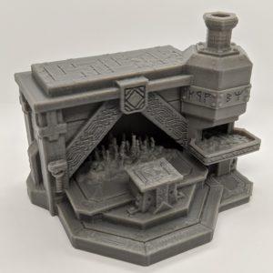 Dwarven RuneForge – 28mm Tabletop & Wargames Scenery