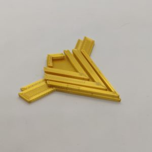 CAG Badge/Pin from Battlestar Galactica