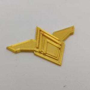 Senior Officer Pin from Battlestar Galactica