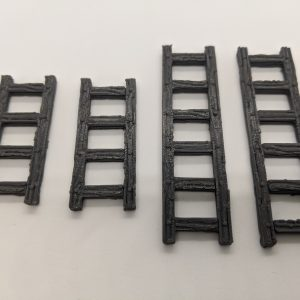 Ladders – 28mm Tabletop & Wargames Scenery