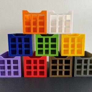 Basket Inserts for Cuboid Shelves